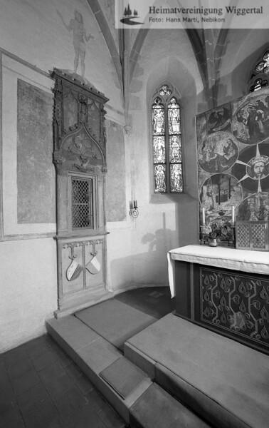 #140073 | Sakramentskapelle; fwk; fja