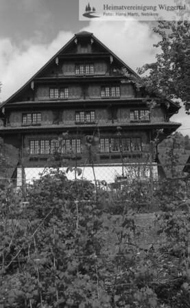 Haus, Meierskappel 1984
