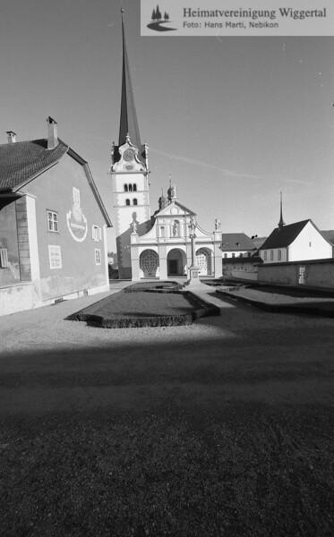 #140119 | Stiftskirche St. Michael; jst