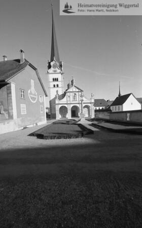 #140119   Stiftskirche St. Michael; jst
