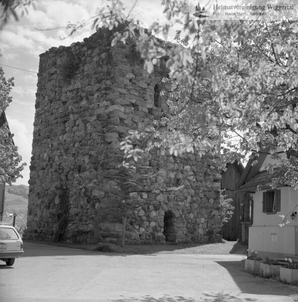 #140167 | Richensee; Megalithturm; fja