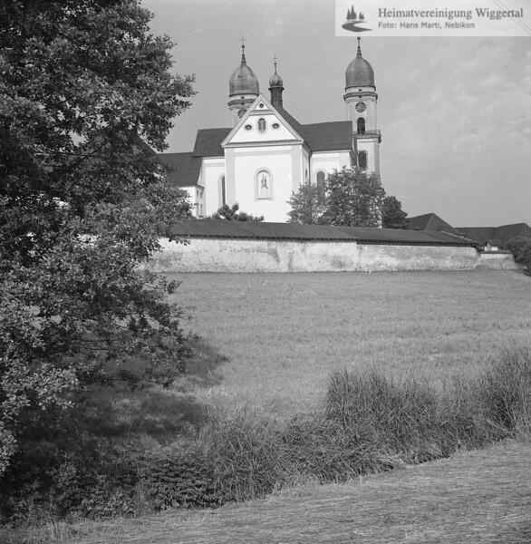 #140164 | Klosterkirche; Ansicht von Osten; fja
