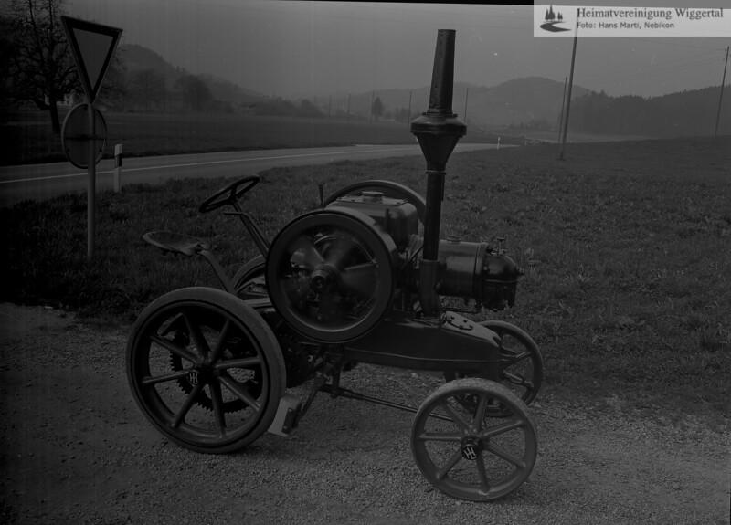 #150115 | Agrovision Burgrain; Museum; was