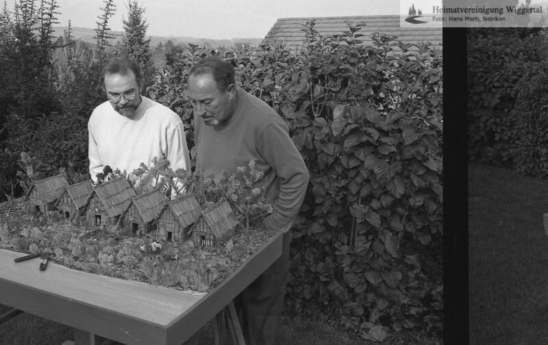 Egolzwil Haus 1995