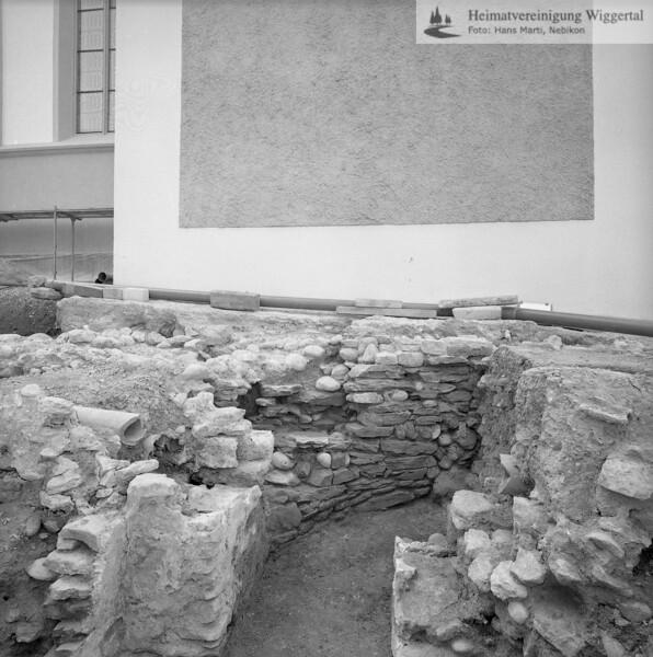 #160556 | Kirchturm; Grabung; PBA