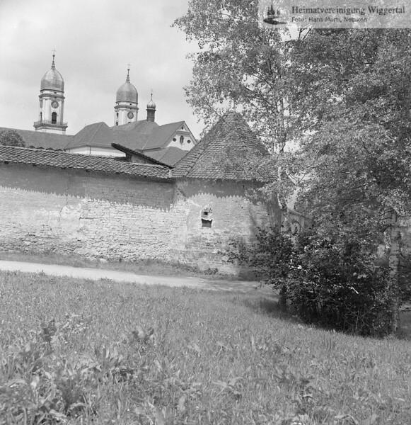#160688 | Ecke der Klostermauer; wo?; PBA; fja