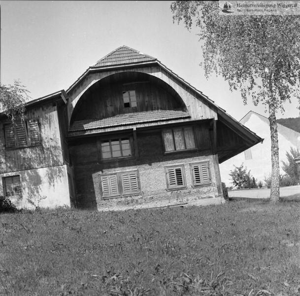 #170002 | Haueten; Das Haus wurde im Frühling 2008 abgerissen; PBA