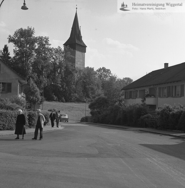 #170167   Museggmauer; Luegislandturm; fwk