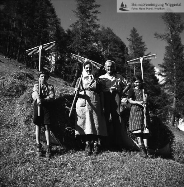 #170231 | Bergbauernfamilie