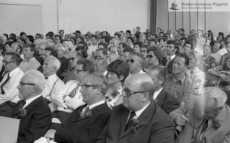 Altbüron 50 Jahre Männerchor