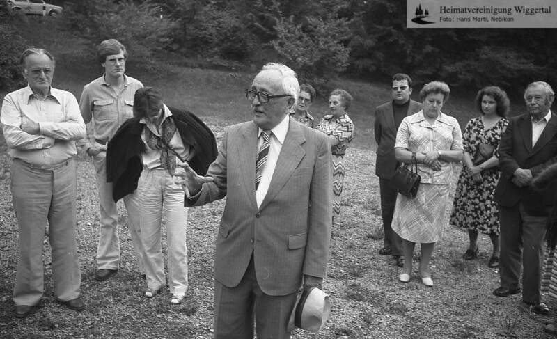 Burgenfahrt 9.9.1979 Zugerland