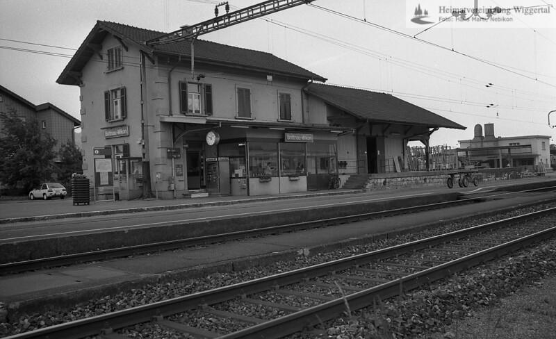 #170660 | Bahnhof Brittnau-Wikon; PBA