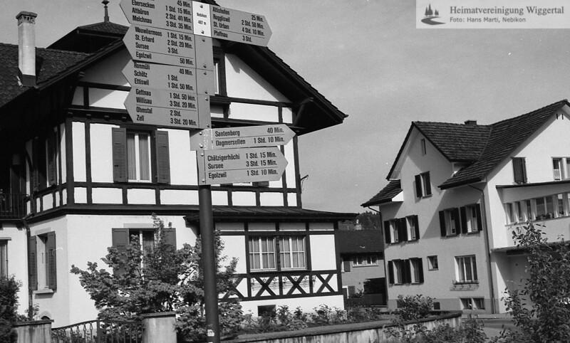 #170667 | was?; Ecke Bahnhofstrasse - Im Winkel; SHU