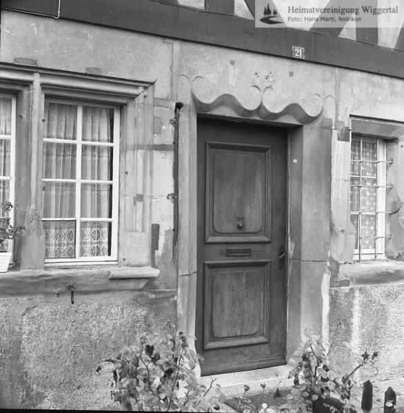 Zofingen,Beromünster,Spicherhaus Herbst 1977