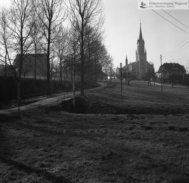 Grosswangen alte Roth 1976
