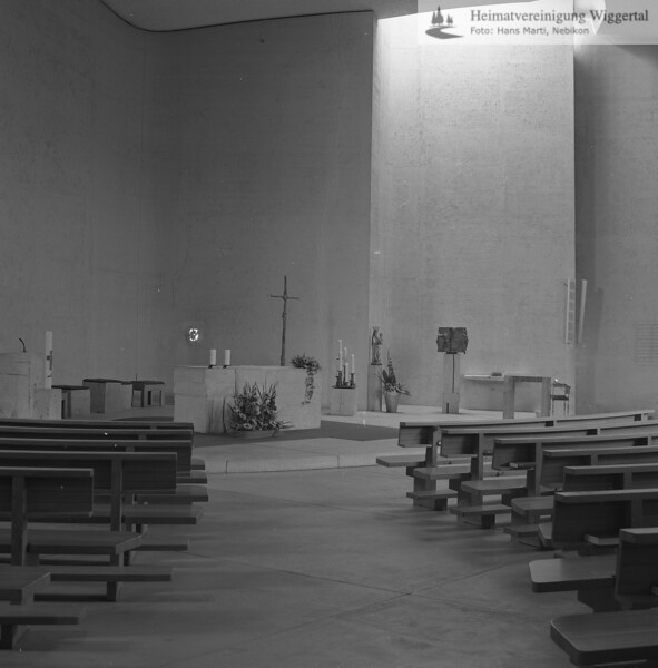 Nebikon Pfarrkirche