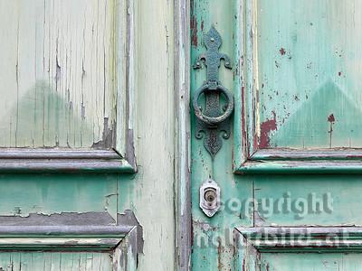 16AFL-5-62 - Alte Tür