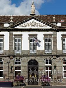 Rathaus, Zentrum, Angra do Heroismo, Insel Terceira, Azoren, Portugal,