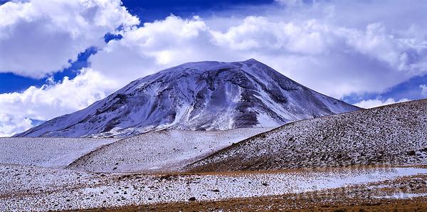 PF-789 - Vulkan im Schnee