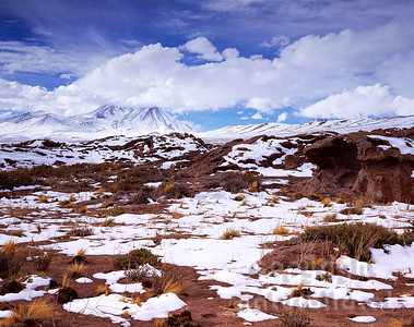 GF-1245 - Schnee in der Atacama