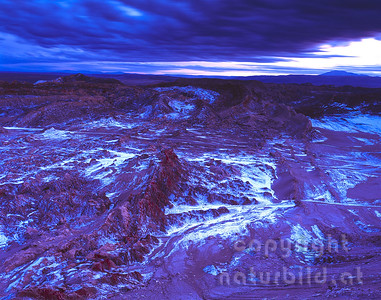 GF-1235 - Nacht über dem Valle de la Luna