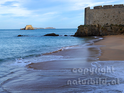 16B-01-28 - Saint-Malo mit Fort-National