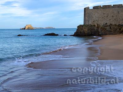 16B-01-28 - Saint-Malo mit Fort-National