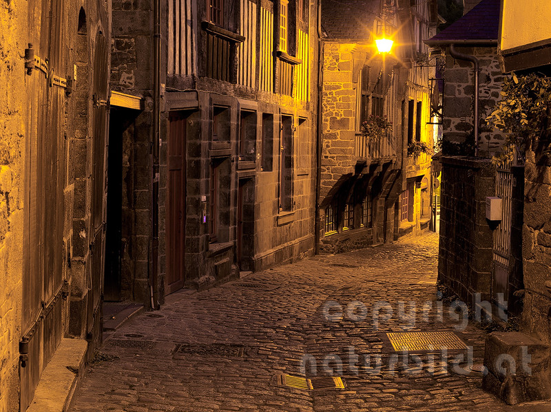 16B-01-157 - Altstadt von Dinan