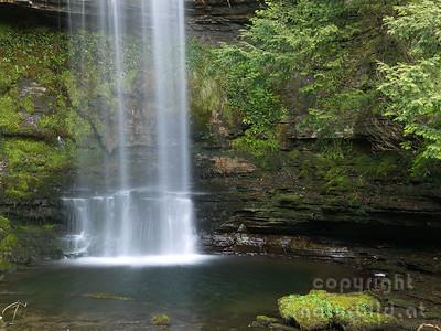 15-IR-07-05 - Glencar Wasserfall - 2