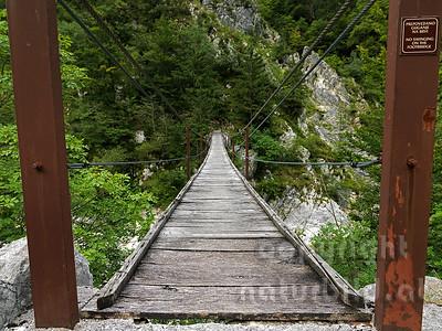 15-03-20 - Hängebrücke über die Soca