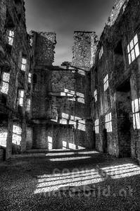 10-17-07 - Leanmaneagh Castle Innenansicht