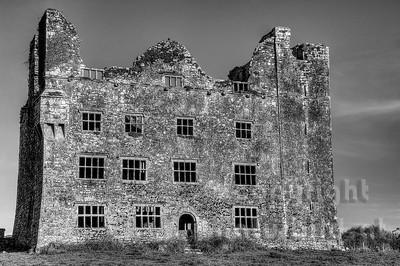 10-17-01 - Leamaneagh-Castle