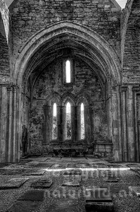 10-17-40 - Corcomroe Abbey Chor