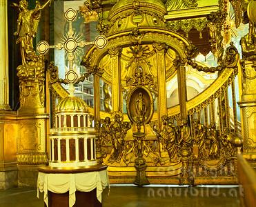 MF-471 - Altar der Peter-Pauls Kathedrale