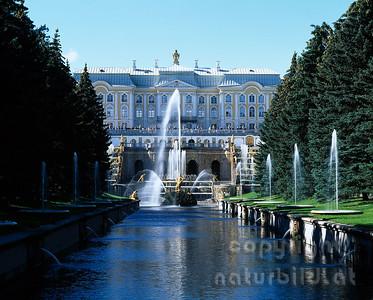 MF-478 - Peterhof - der untere Park