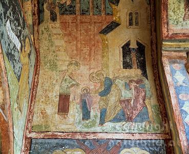 MF-495 - Fresken im Torbogen