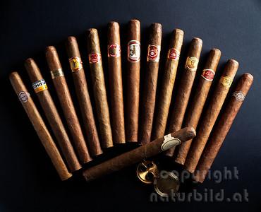 MF-299 - Churchill und Dom-Perigon Zigarren