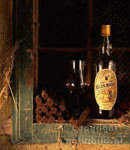 MF-313 - Zigarren und Glen Avon Whisky