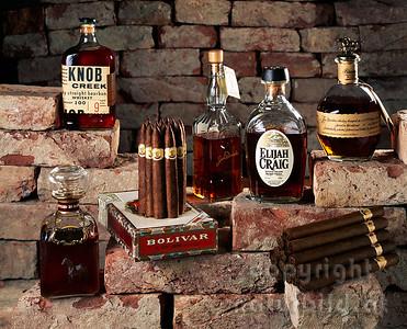 MF-304 - Bolivar und Single Barrel Bourbon