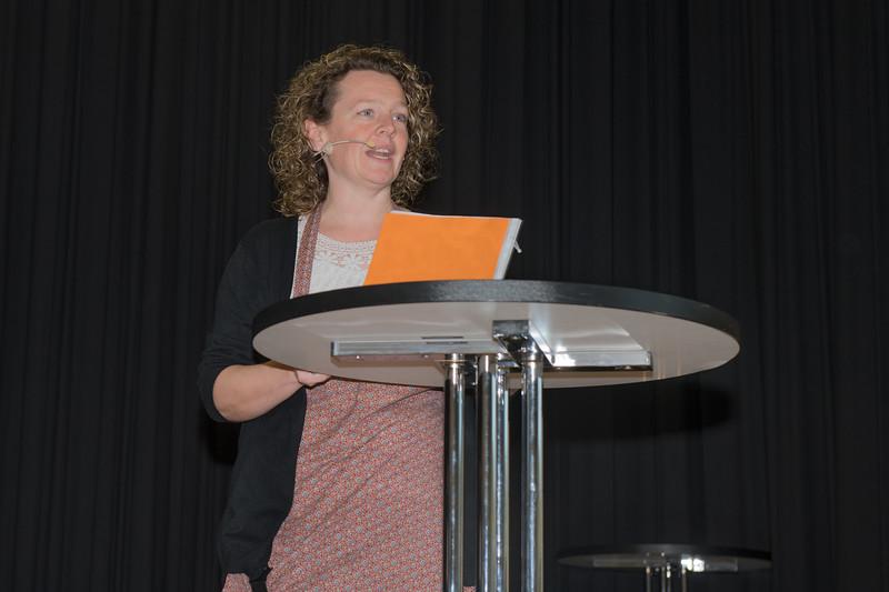 Sagenerzählerin Nadja Flückiger
