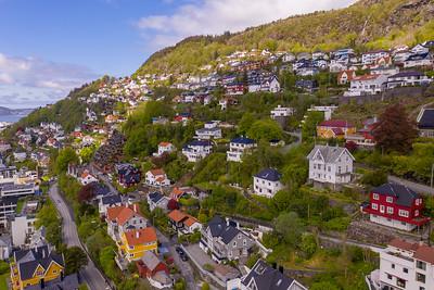 Bellevue, Kalfaret, Bergen
