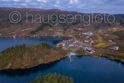 Samnanger, Bjørkheim