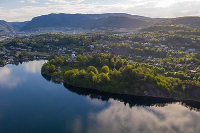 Gamlehaugen, Fjøsanger, Bergen