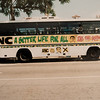 ANC buss - A better life for all
