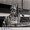 24/3/84 Sør-Afrika høring, Mai Palmberg