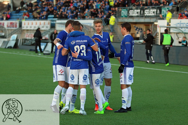 Treningskamp: Sarpsborg 08-FFK 26.3.17
