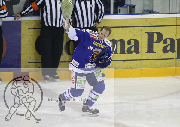 Sparta Warriors-Frisk Asker Tigers, 22.2.15