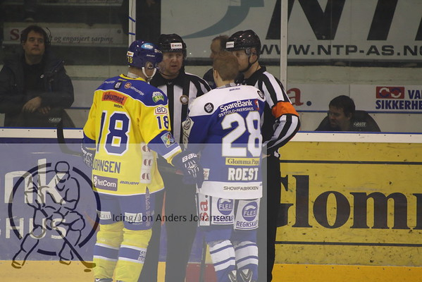 Sparta Warriors-Storhamar  24.2.15