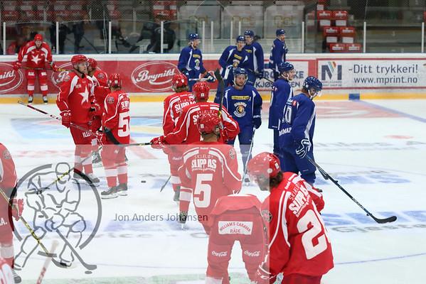 Treningskamp Stjernen-Sparta 11.8.16