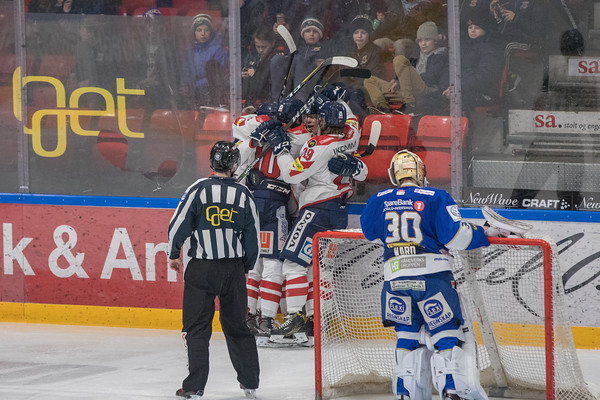 3. semifinale: Sparta-Lillehammer, 20.3.18
